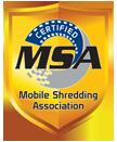Image of logo to show R.K. Black Shredding as part of Mobile Shredding Association