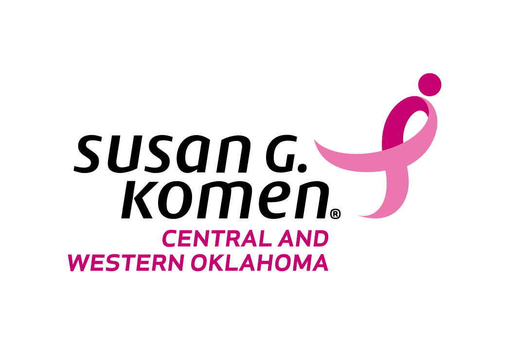 Susan G. Komen Central and Western Oklahoma logo
