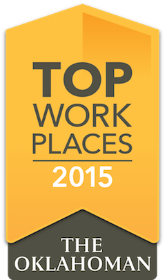 Oklahoman Top Workplace 2015