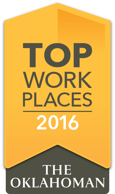Oklahoman Top Workplace 2016